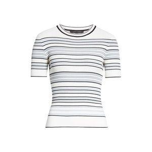 JUDITH & CHARLES Andante Stripe Sweater